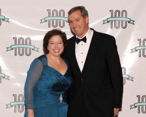 Bill and Tracy Smuts Weatherhead 100